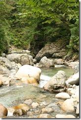 大石川源流