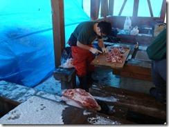 関川産朝日豚の半身バーベキュー