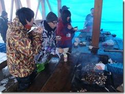 関川産朝日豚 の半身バーベキュー
