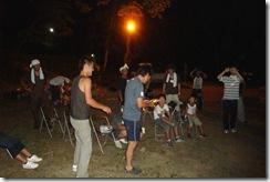 優勝者に、高橋屋観山荘の家族宿泊券がプレゼントされました。