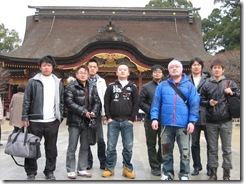 関川村商工会青年部集合写真