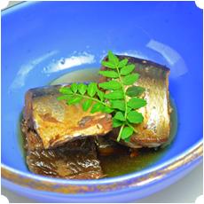 秋刀魚の有馬煮