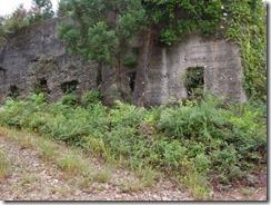 大里峠の畑鉱山跡地