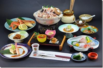 あんこう鍋プラン(料理イメージ)
